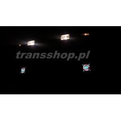 NUDE BUS CLUB LED tabulky
