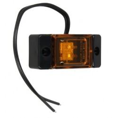 Pozicni svetlo LED oranzove