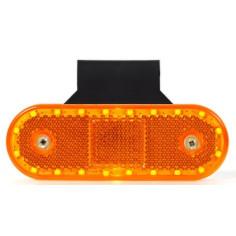 Pozicni svetlo LED oranzove WAŚ