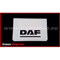 Mudflap white SCANIA 3D