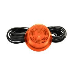 Single Lens GYLLE LED orange