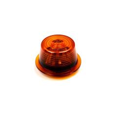 Klosz LED GYLLE pomarańczowy
