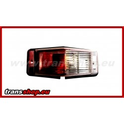 Double burner white-red budget price light