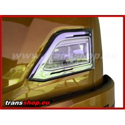 SCANIA S NG  top light frame stainless decoration 3D