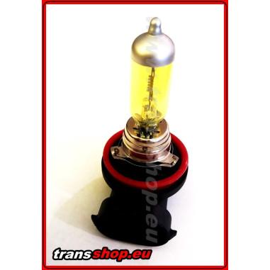 H11 - žlutá žárovka