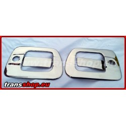 IVECO STRALIS door hanlde cover inox chrome 3D