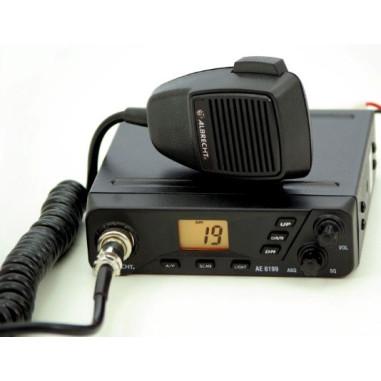 CB RADIO ALAN MIDLAND ALBRECHT AE-6199