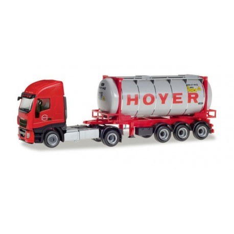 Iveco Stralis XP HOYER HERPA MODEL