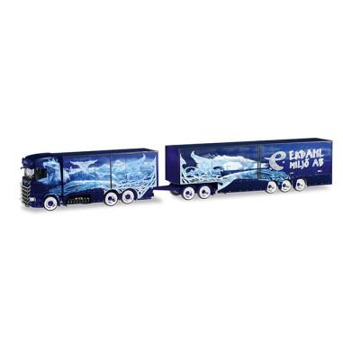 Scania CS 20 Ekdahl / Arctic Griffin HERPA MODEL
