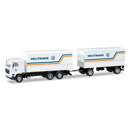 Volvo F 12 Deutrans HERPA MODEL