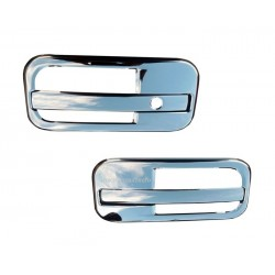 DAF XF E6 door hanlde cover inox chrome 3D