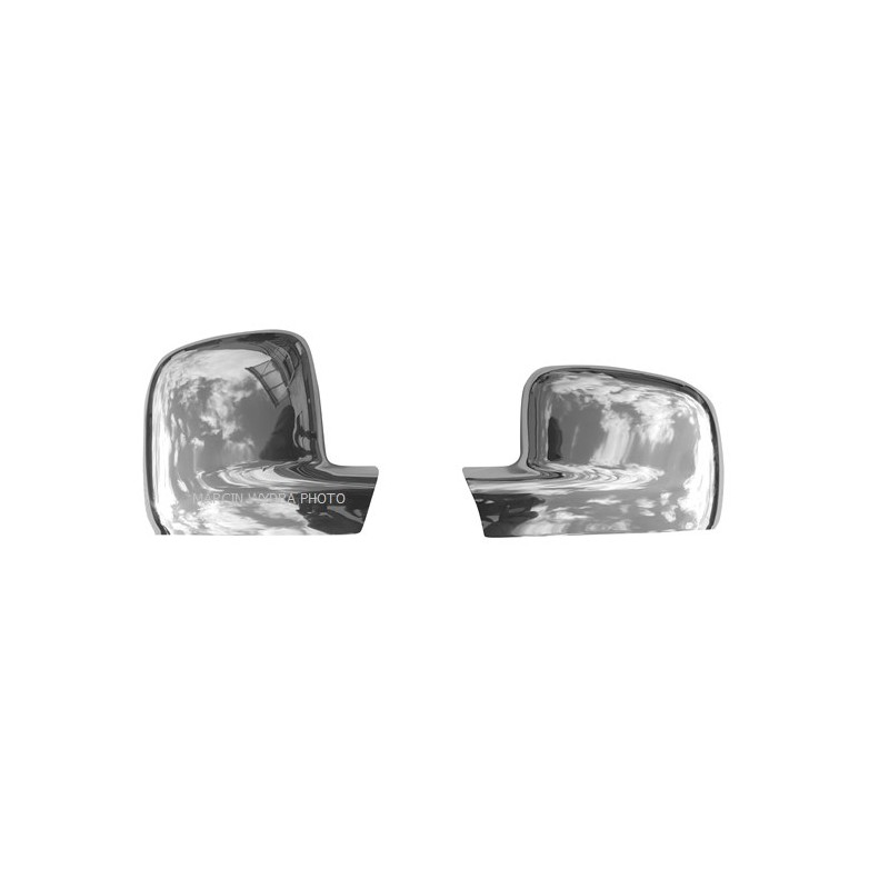 VW T5 03-10 Mirror cover stainless