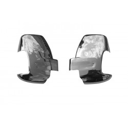 FORD TRANSIT 2014+ Mirror cover stainless