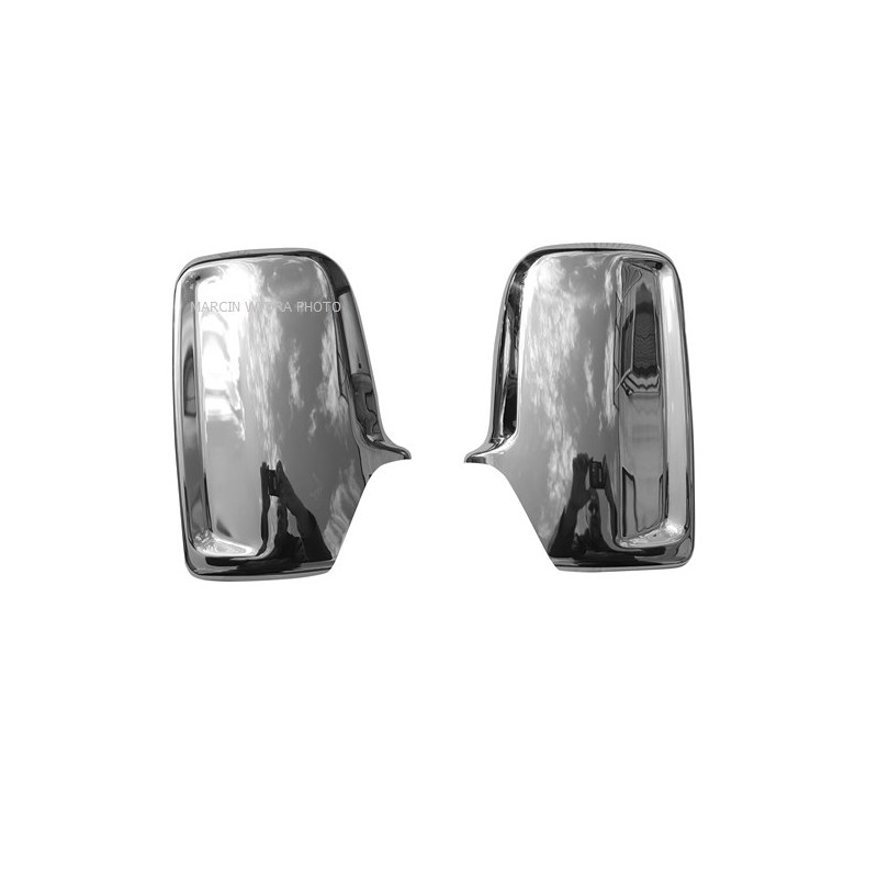 VW CRAFTER 12+ Mirror cover stainless