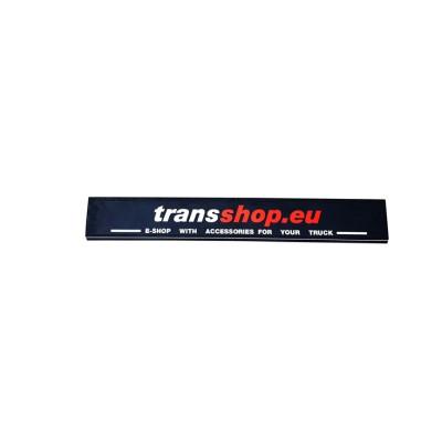 Mud flap 3D transshop.eu