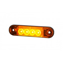 Marker light LED orange SLIM