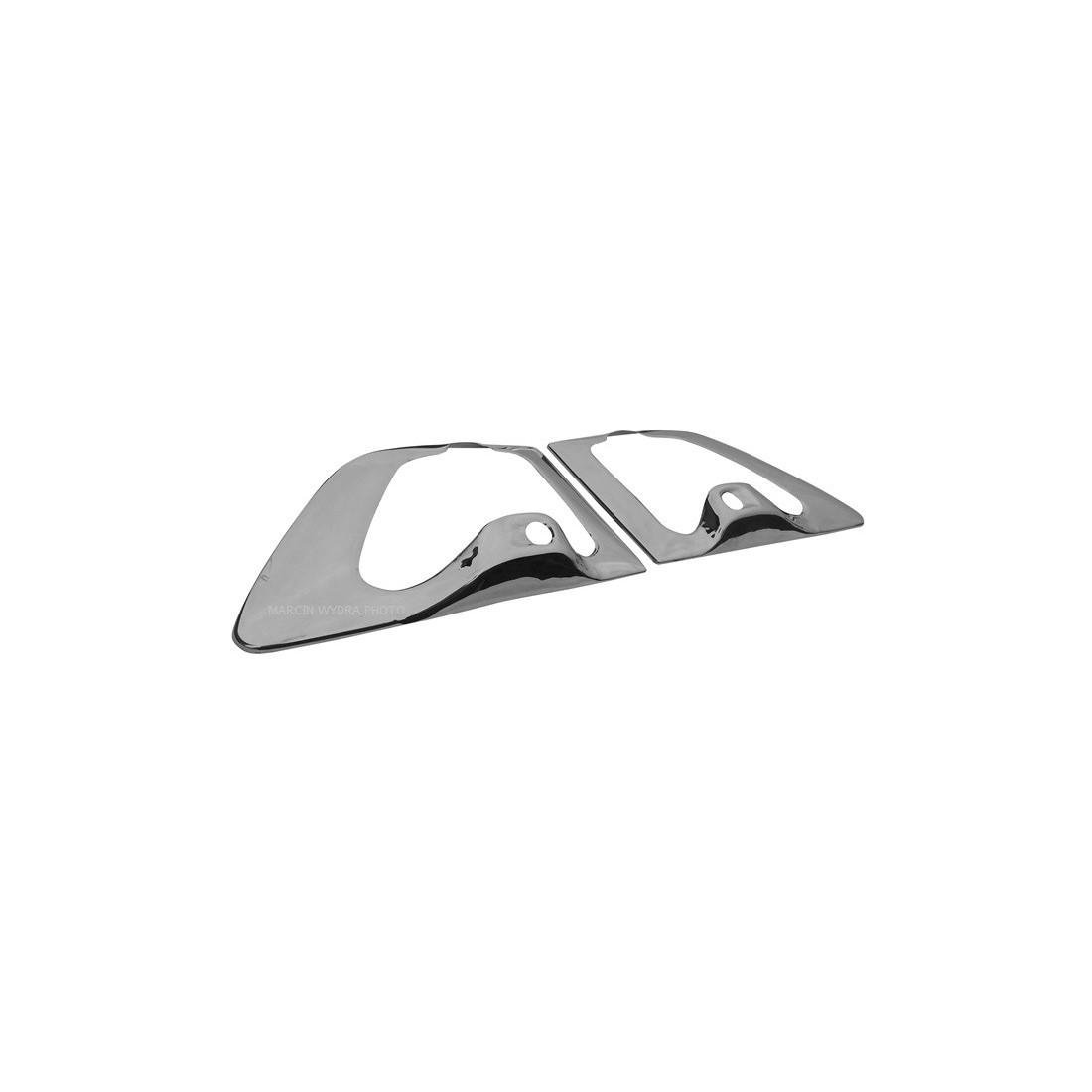 SCANIA R door hanlde cover inox chrome 3D