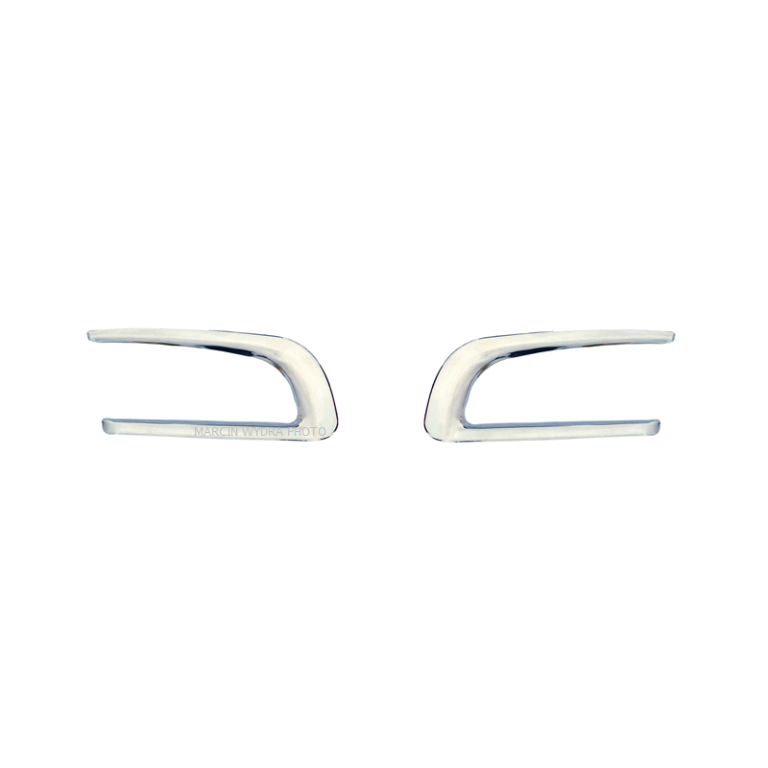 SCANIA R Nerezeovy 3D dekor na mřížku pod čelní okno
