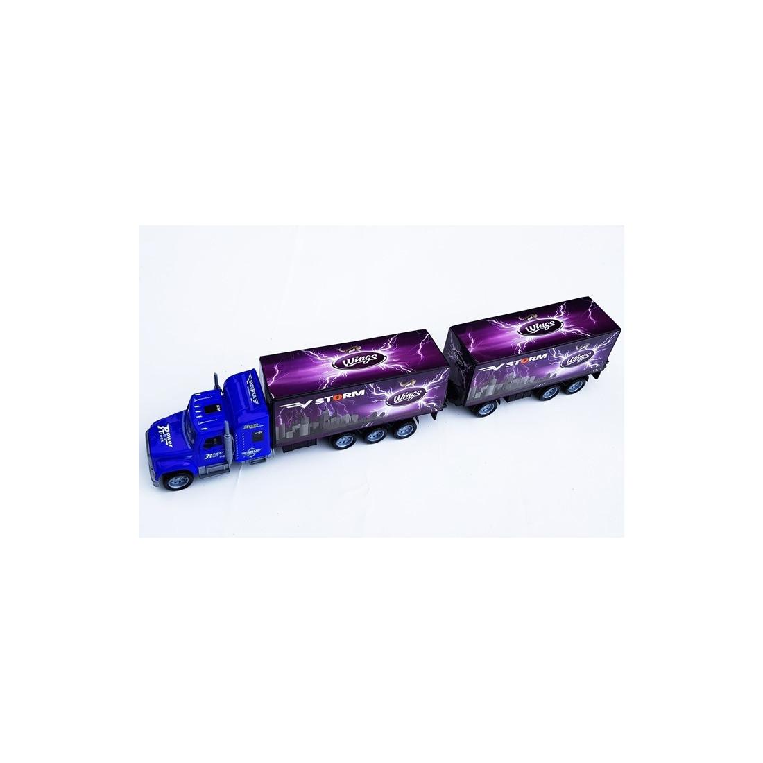 Truck trailer MAN Shell tank toy