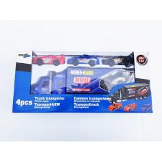 LKW + Anhanger 64 cm Spielzeug