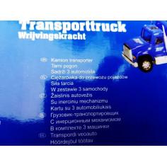 Truck trailer 64 cm toy