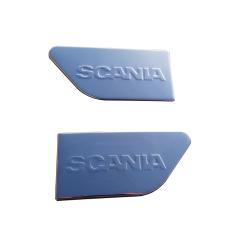 Boční dekor 3D Scania s nápisem V8