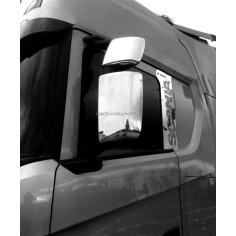 Scania NG nerezove tvarované kryty zrcátek