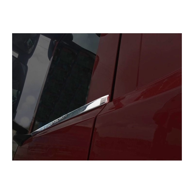 SCANIA NG R S pressed  3D window lath chrome stainless