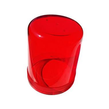 Cerveny poklop světla majak