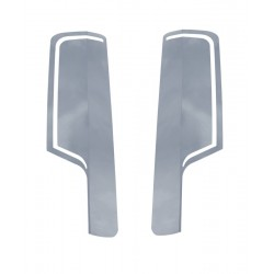 MERCEDES ACTROS MP4 stainless mirror cover