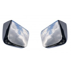 MERCEDES ACTROS MP4 stainless platform mirror cover