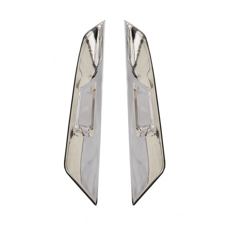 VOLVO FH4 mirror cover chrome stainless