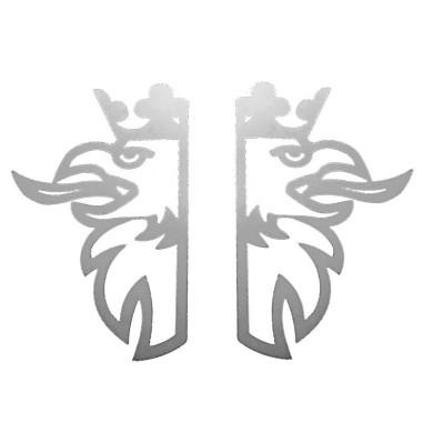 SCANIA R Nerezeovy dekor na přední deflektor