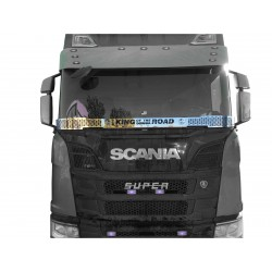 SCANIA NG R S Stainless stone catcher