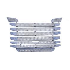 SCANIA R 13-18 STREAMLINE stainless grill chrome cover
