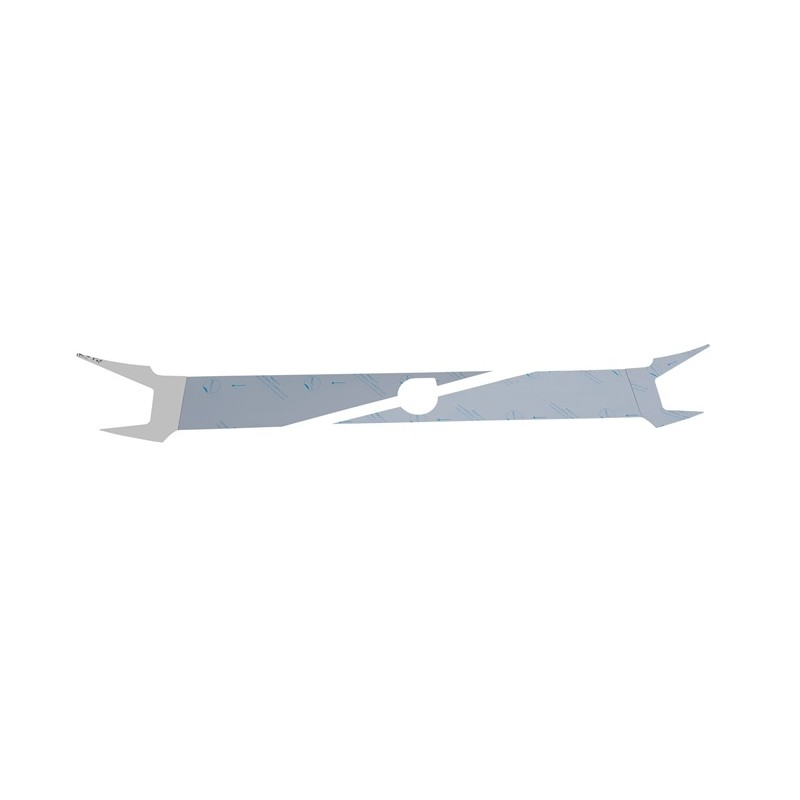 VOLVO FH4 stainless top grill chrome cover