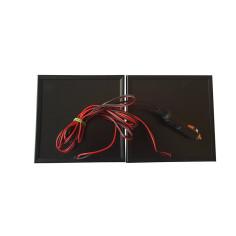 MERCEDES Light box (boxes) LED 15x15
