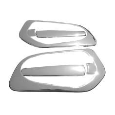 MERCEDES ACTROS MP4 Edelstahl Dekor Türgriff 3D