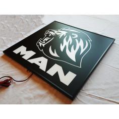 MAN 48x48 Světelna led tabulka