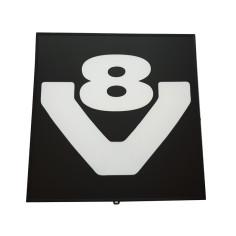 SCANIA V8 48x48 Světelna led tabulka