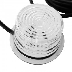 Budgetversion Ersatzglas Gylle LED Weiss