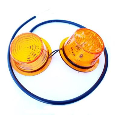 Modul LED typ GYLLE  oranzovy x2 tykadlo