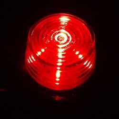 Modul LED typ GYLLE cerveny tykadlo