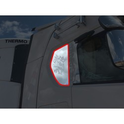 SCANIA S NG window bed decoration chrome