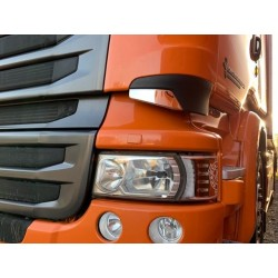 SCANIA STREAMLINE stainless cover side air conditioning