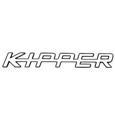 EMBLEMAT PLASTIKOWY KIPPER 51 cm