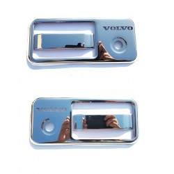 VOLVO FH door handle cover inox chrome 3D