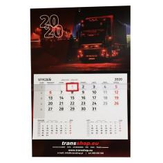 Kalendář TRANSSHOP 2020