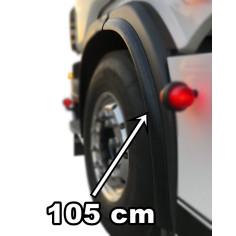 1x mudguar rubber SCANIA  fender strip extension
