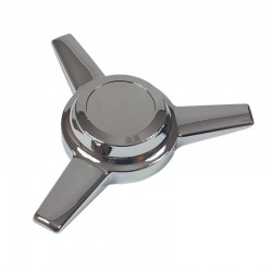 Spinner stainless chrome + magnet